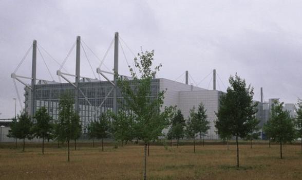 Hangar 1 de l'aéroport de Munich