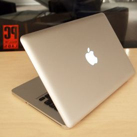 The Apple MacBook Pro 13-inch (Mid 2012) gives us the familiar MacBook design with speedier performance and new faster USB 3.0 connections. [4 out of 5 stars]