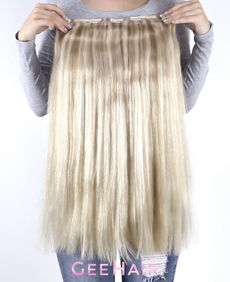 13 best the best one piece hair extension images on pinterest the thickest one piece hair extensions from geehair hairextensions extensions pmusecretfo Gallery