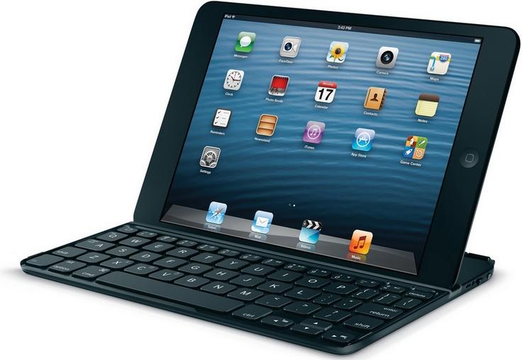 #Logitech Ultrathin Keyboard mini - Un nouveau clavier Logitech pour l'iPad mini !