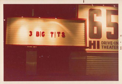 65 Hi Drive-in, Blaine, MN, 1975