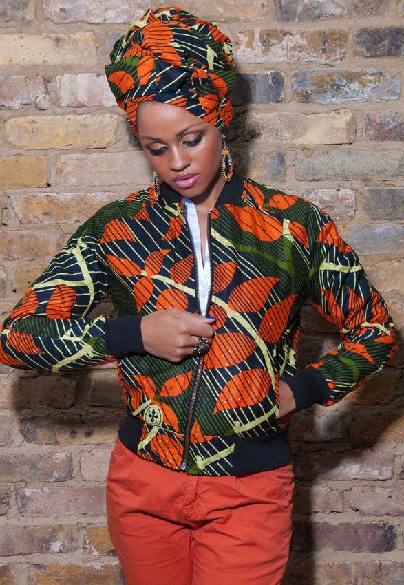 Pepimenti Jacket - zanjoo ~African fashion, Ankara, kitenge, African women dresses, African prints, African men's fashion, Nigerian style, Ghanaian fashion ~DKK