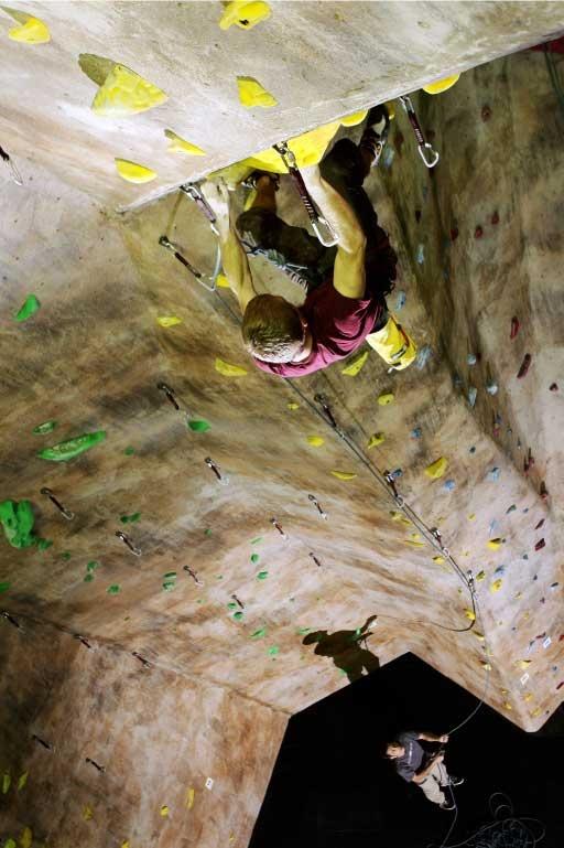 Rise Up Rock Climbling in Lynchburg, VA