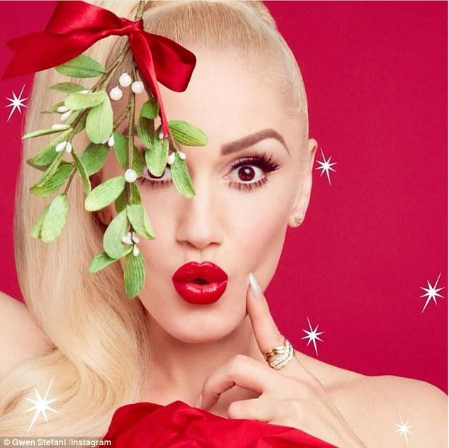 An early gift! It seems Gwen Stefani is already gearing up for Christmas, as she released a new song from her impending album You Make It Feel Like Christmas on Friday