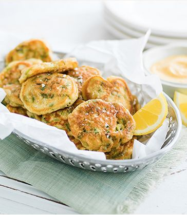 76 best vegetarian recipes tesco images on pinterest real spring onion fritters with garlic and smoked paprika mayonnaise forumfinder Gallery