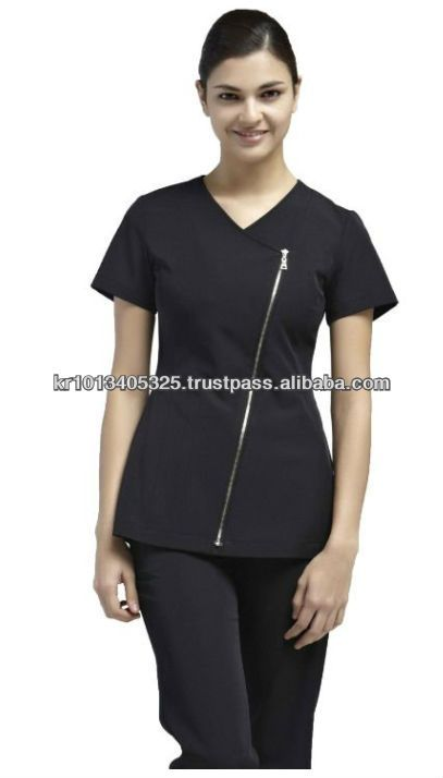 Uniform for spa and beauty salons