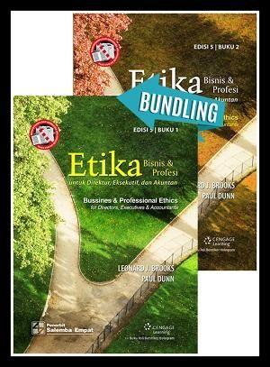 Etika Bisnis dan Profesi untuk Direktur, Eksekutif & Akuntan 1 dan 2 (ed.5)