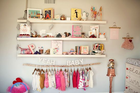 Parker's Sweet, Girly Nursery