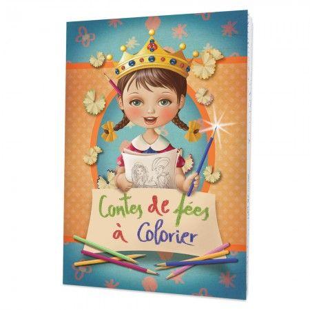 Cahier de coloriage Nina De San - La Marelle En Ligne