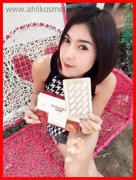 Cewek Cantik Testimoni Panacea Slim Indonesia-Thailand