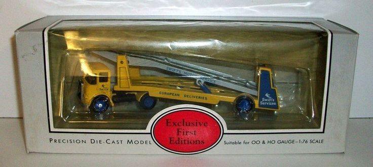 EFE 1/76 Scale - 13002 Swift's Transporter services car transporter   eBay