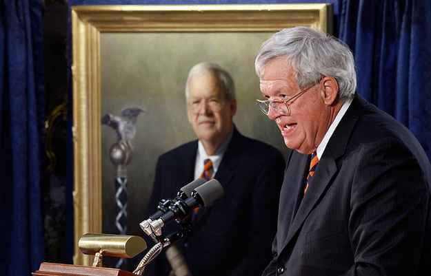 Former House Speaker Dennis Hastert Indicted On Federal Charges - Drudge Report