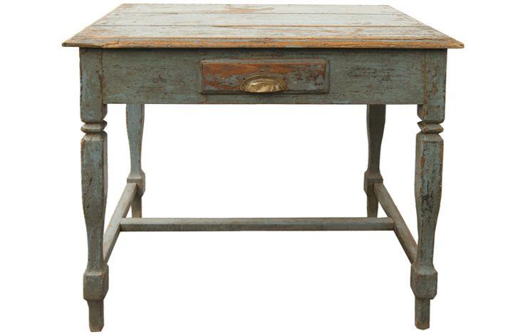 Las 25 mejores ideas sobre decoraci n de las mesas for Mesas antiguas rusticas