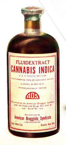 Medical cannabis (via Wikipedia)....including Hemp Oil..