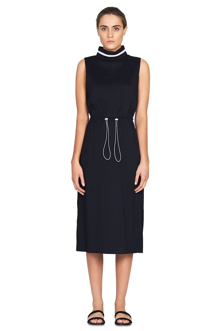Camilla And Marc - Oasis Dress French Navy