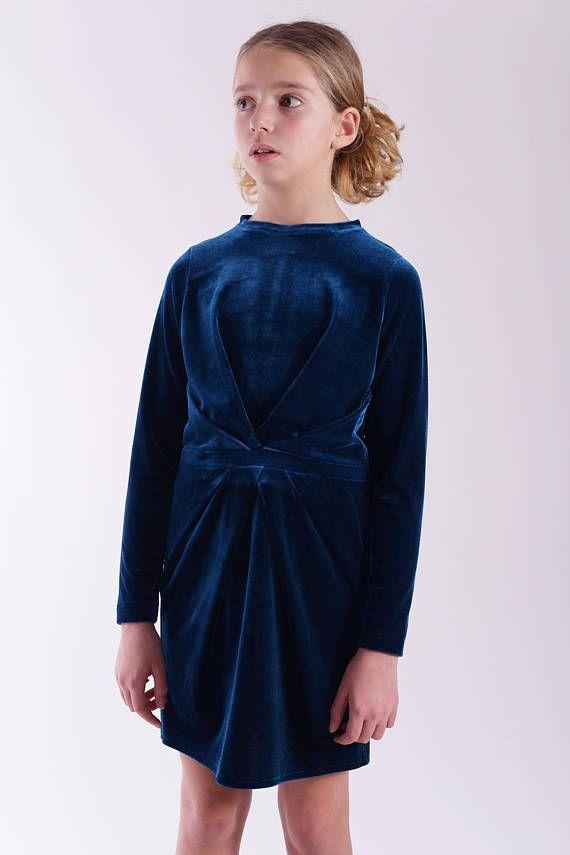 22+ Blue velvet toddler dress inspirations