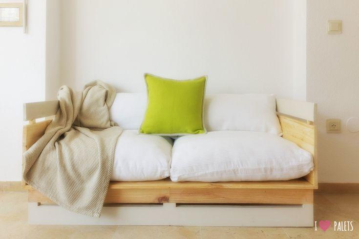 78 best sof s sillones sillas de palets images on - Sillas hechas de palets ...