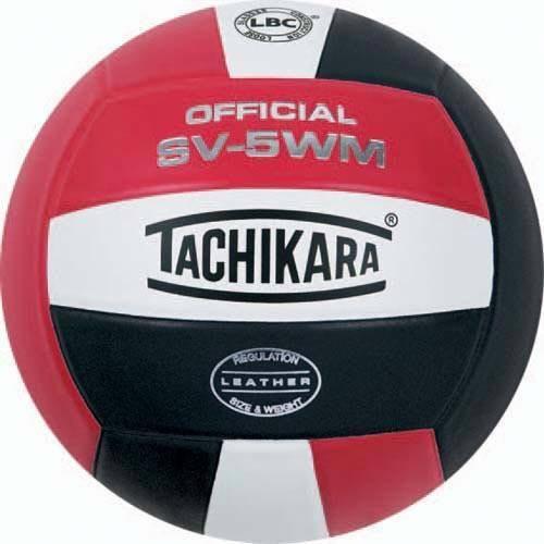Tachikara SV-5WM Volleyballs (Set of 4)