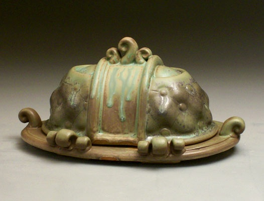 Jake Allee butter dish