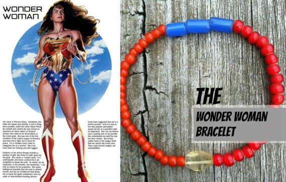 The Wonder Woman bracelet inspired by women you by FierceForward