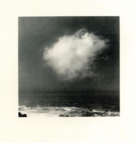 Gerhard Richter, Cloud, 1971