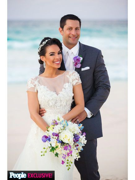 Amazing Race Winners Jason Case and Amy Diaz Are Married! See Their Wedding Album