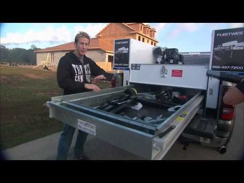 DECKED Truck Bed Organizer and Storage System - ABTL Auto Extras - YouTube