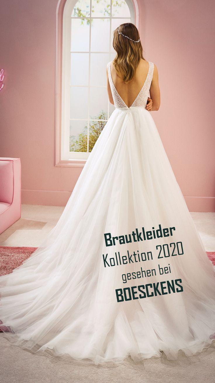 Super schönes Brautkleid aus der White One Kollektion 13. Dieses