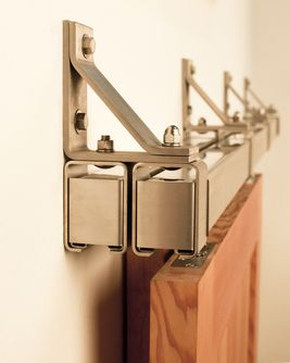 Best 25 Bypass Barn Door Hardware Ideas On Pinterest