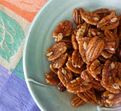 ... Pecan Recipes on Pinterest | Pecan pie bars, Salted caramels and Pecan