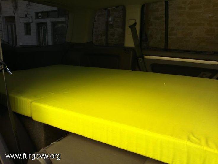mueble cama touran
