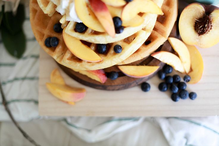 Celebrate National Waffle Day on August 24 by whipping up one of these tasty recipes.