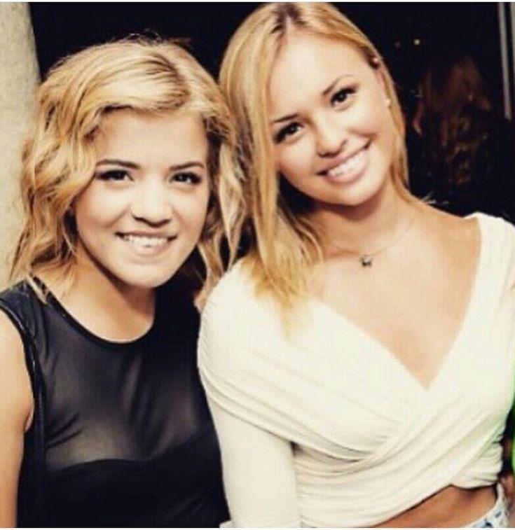 Brittney(Riley) Victoria(Michelle)