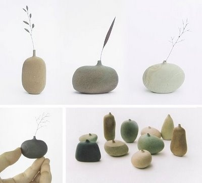 SEASTONE WORKS BY MITSURU KOGA