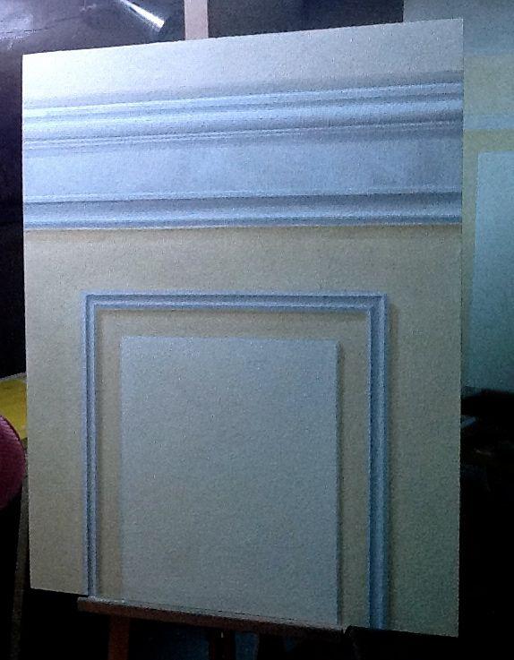 """Corso di pittura decorativa """"le finte cornici dipinte e """"il finto marmo dipinto""""   Barbara Maldini   Decorazioni d'interni"""