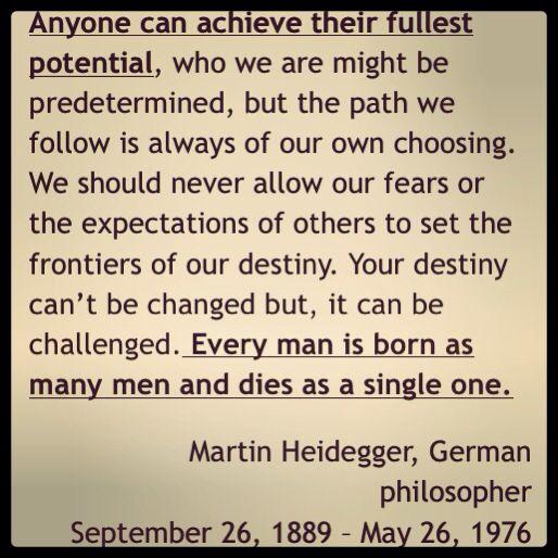 Martin Heidegger Love Letters