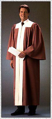 Bravissimo Choir Robe