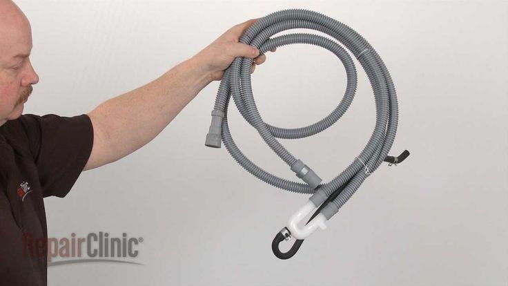 Dishwasher Drain Hose Replacement – LG Dishwasher Repair (part #AEM69493...