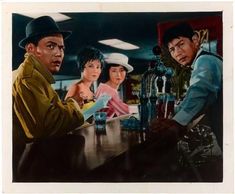 Japanese Film Noir #5