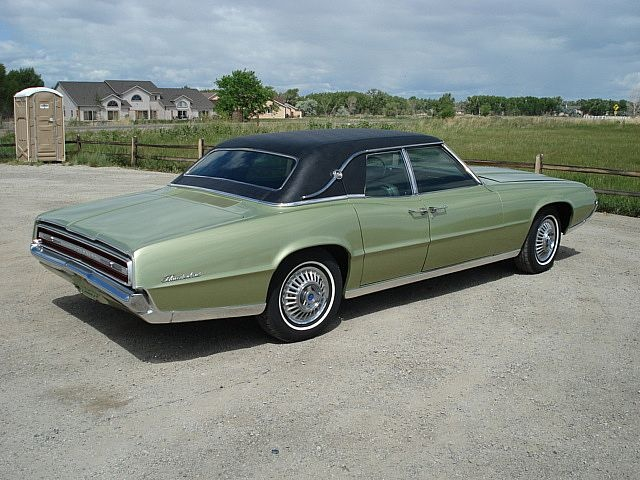 1967 Ford Thunderbird Four Door Landau Ford Thunderbird 1966