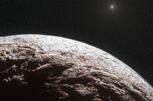 Μυστηριώδες αντικείμενο εντοπίστηκε πέρα από τον Ποσειδώνα   Οι παρυφές του Ηλιακού Συστήμ...