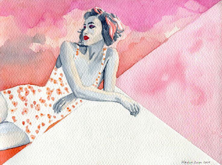 Waiting for summer - by Karina Zyga (Vistingri)