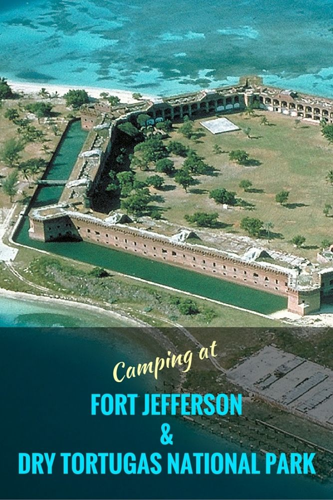 Backroad Planet | Fort Jefferson and Dry Tortugas National Park | http://backroadplanet.com