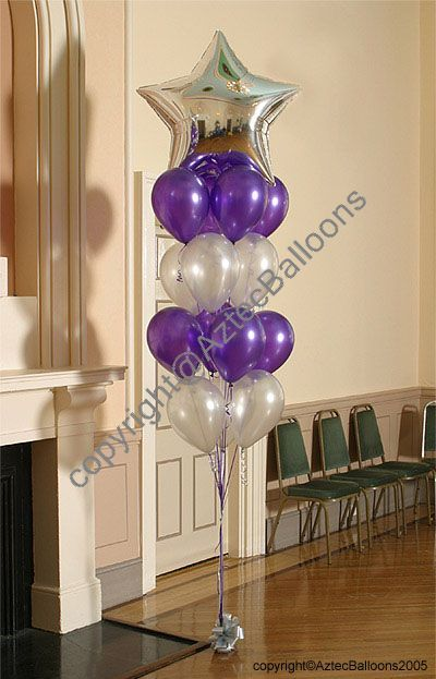 Showcase Main Wedding balloon decorations and party balloon decorations