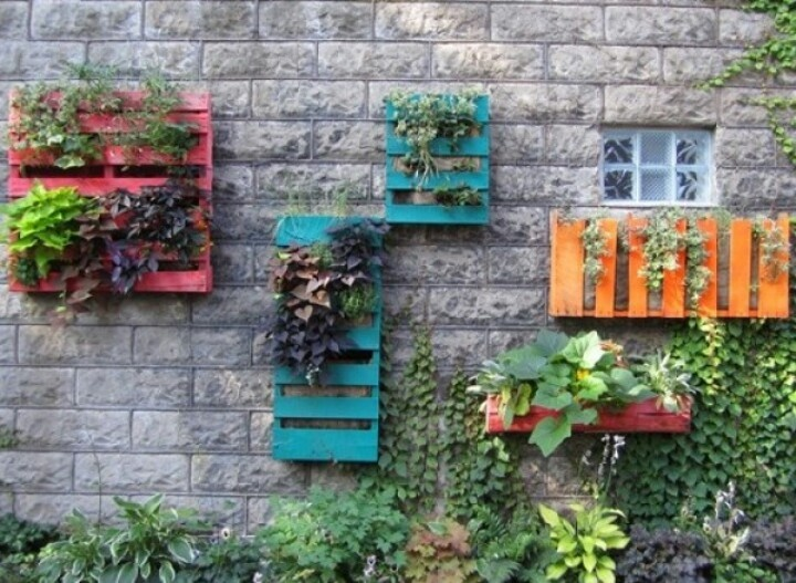 Garden Ideas Made From Pallets 127 best gardens images on pinterest | gardening, home and landscaping