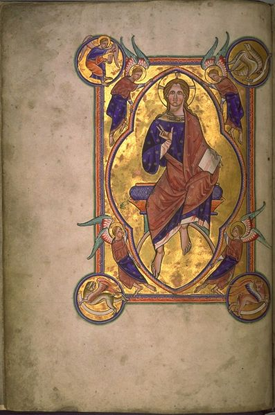 In Cîteaux, the Cistercian order had created the most advanced style of illuminated manuscripts, detailed in this pin. These manuscripts were highly revered until Bernard of Clairvaux had many of them destroyed due to his hatred of imagery. All manuscripts from them on out lacked paintings and decoration. The manuscripts were incredibly beautiful though.
