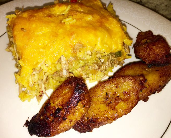 Arroz Imperial  Cuban Arroz Imperial
