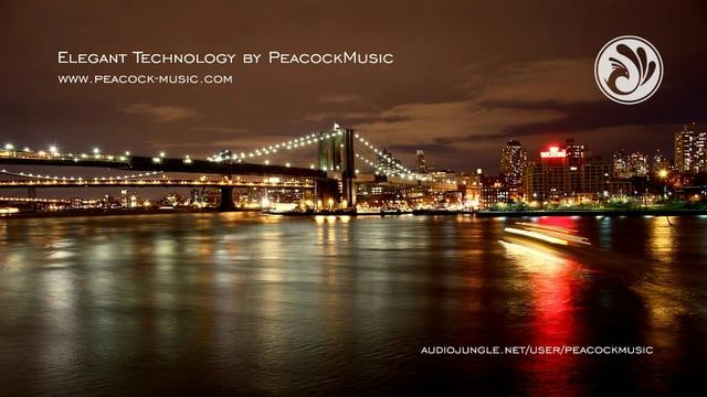 """""""Elegant Technology"""" is an elegant technology track with synthesisers, guitar harmonics, acoustic piano, pads, deep bass and drums.   Buy here Royalty-Free Music for commercial use: http://audiojungle.net/item/elegant-technology/12252490?ref=PeacockMusic Visit www.peacock-music.com"""
