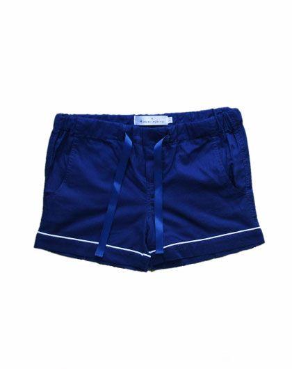 Hummingbird Nightwear Blue PJ Shorts