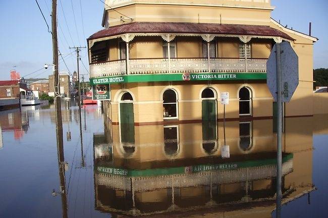 flood ipswich hotel | More QLD flood pictures | The Courier-Mail